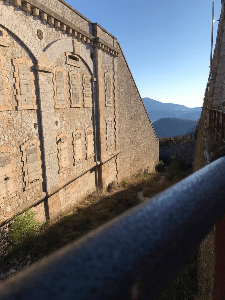 Le fort du Mont Chauve