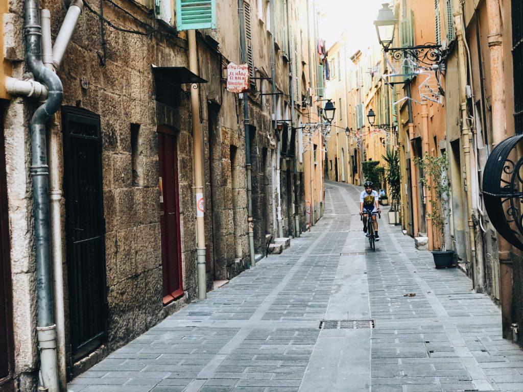 Menton et ses vieilles rues