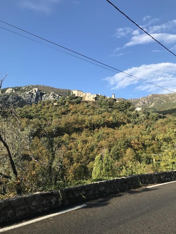Le village perché de Gorbio