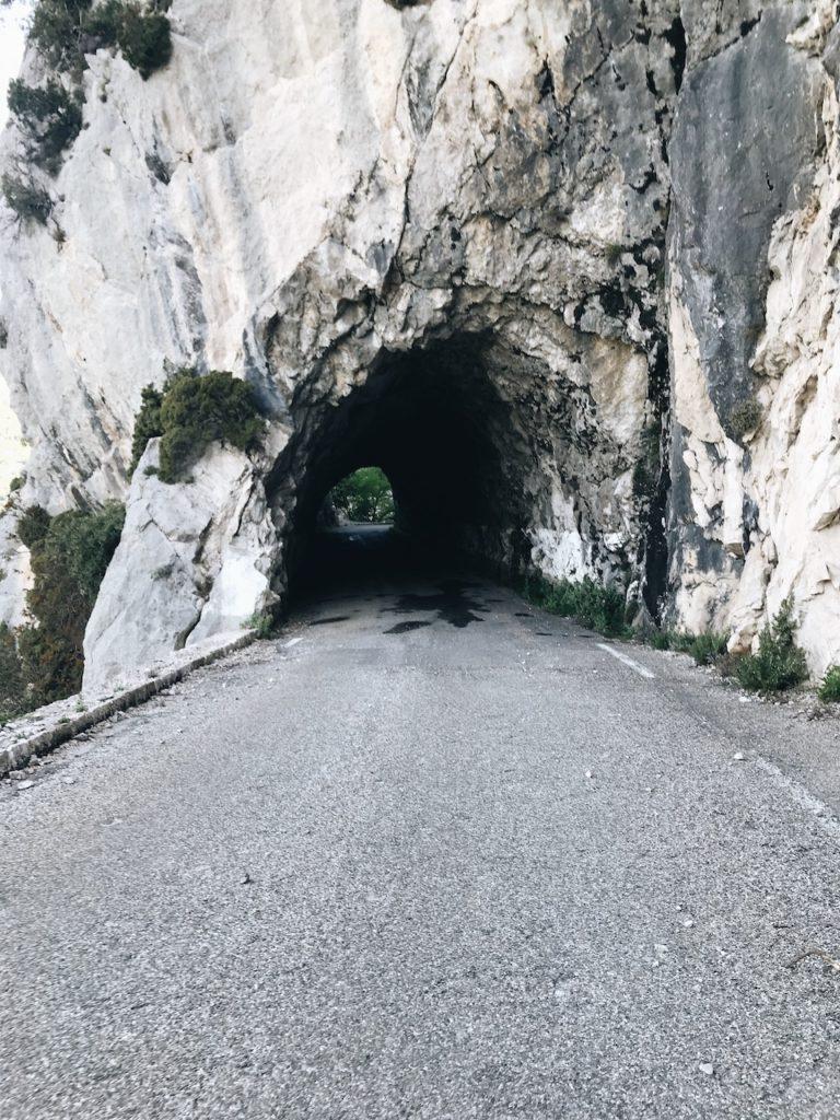Les cols de la Côte d'Azur